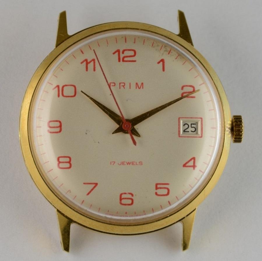 PRIM 68 188 3 | Rok vzniku: 1970 | Velikost pouzdra:  34 mm