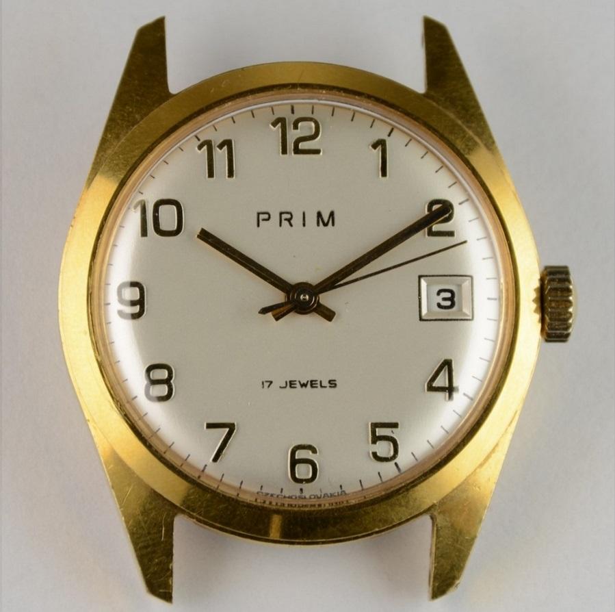 PRIM 68 252 3 | Rok vzniku: 1973 | Velikost pouzdra: 34 mm