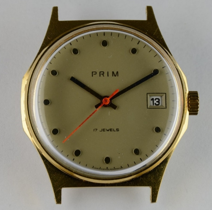 PRIM 68 509 3 | Rok vzniku: 1985 | Velikost pouzdra: 34x40,5 mm