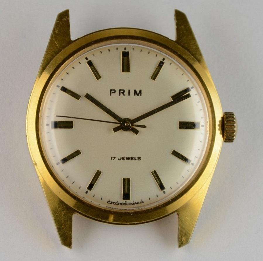 PRIM 66 184 3 | Rok vzniku: 1970 | Velikost pouzdra: 34 mm | Typ zadního víka:  šroubovací