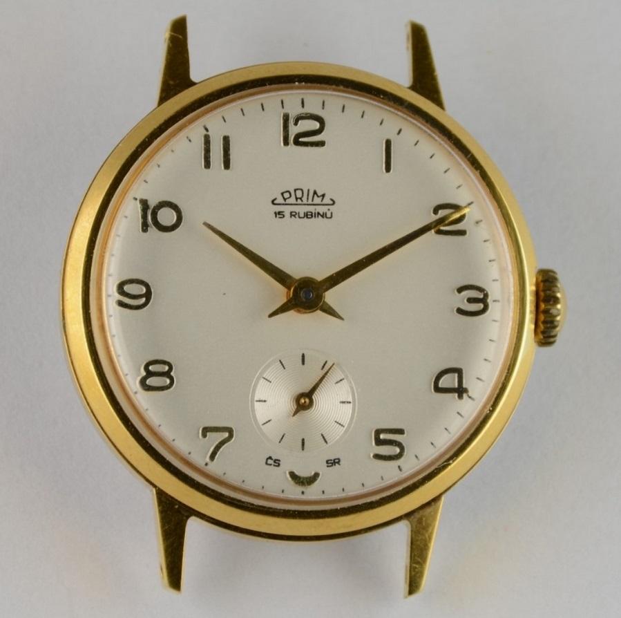 PRIM 50 117 3 | Rok vzniku: 1966 | Velikost pouzdra: 30 mm